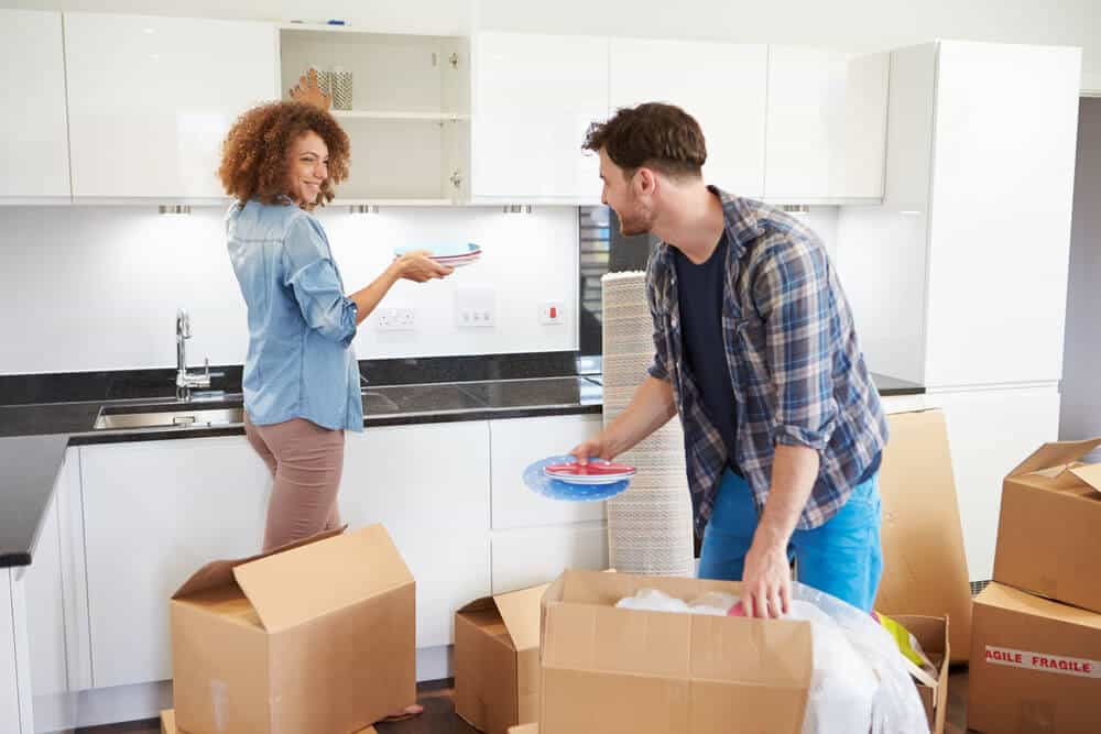 How to Unpack After Moving House